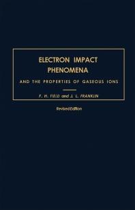 Cover image for Electron Impact Phenomena