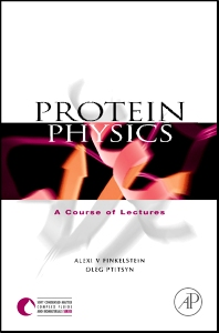Cover image for Protein Physics