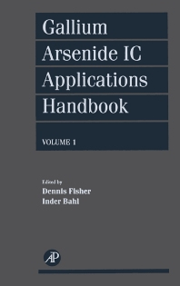 Cover image for Gallium Arsenide IC Applications Handbook