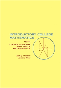 Introductory College Mathematics - 1st Edition - ISBN: 9780122596605, 9781483262956