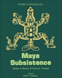 Maya Subsistence - 1st Edition - ISBN: 9780122597800, 9781483299174