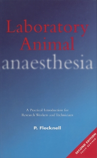 Cover image for Laboratory Animal Anaesthesia