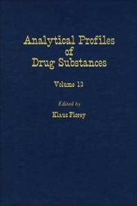 Cover image for Profiles of Drug Substances, Excipients and Related Methodology