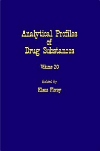 Analytical Profiles of Drug Substances and Excipients - 1st Edition - ISBN: 9780122608209, 9780080861159