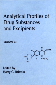 Analytical Profiles of Drug Substances and Excipients - 1st Edition - ISBN: 9780122608230, 9780080861180