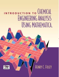 Introduction to Chemical Engineering Analysis Using Mathematica - 1st Edition - ISBN: 9780122619120, 9780080534954