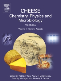 Cover image for Cheese: Chemistry, Physics and Microbiology