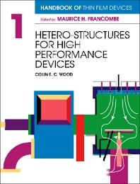 Handbook of Thin Film Devices, Five-Volume Set