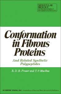 Cover image for Conformation in Fibrous Proteins and Related Synthetic Polypeptides