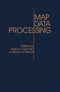 Map Data Processing - 1st Edition - ISBN: 9780122671807, 9781483272153