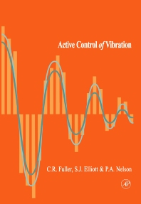 Cover image for Active Control of Vibration