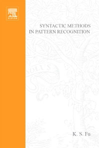 Cover image for Syntactic Methods in Pattern Recognition