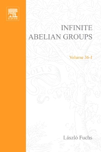 Infinite Abelian Groups - 1st Edition - ISBN: 9780122696015, 9780080873480