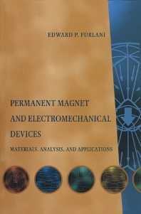 Permanent Magnet and Electromechanical Devices - 1st Edition - ISBN: 9780122699511, 9780080513690