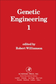 Genetic Engineering - 1st Edition - ISBN: 9780122703010, 9781483214023