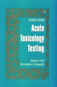 Cover image for Acute Toxicology Testing