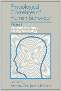 Individual Differences and Psychopathology - 1st Edition - ISBN: 9780122739033, 9781483217901