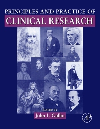 Principles and Practice of Clinical Research - 1st Edition - ISBN: 9780122740657, 9780080539539
