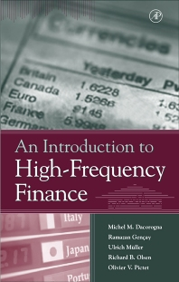 Cover image for An Introduction to High-Frequency Finance