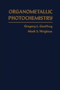 Organometallic Photochemistry - 1st Edition - ISBN: 9780122800504, 9780323140904