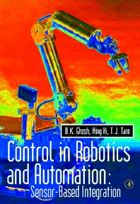 Cover image for Control in Robotics and Automation