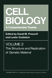Cell Biology A Comprehensive Treatise V2 - 1st Edition - ISBN: 9780122895029, 9780323147798