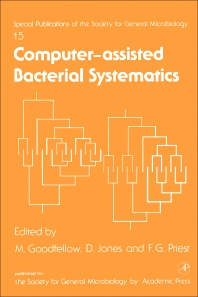 Cover image for Computer-Assisted Bacterial Systematics