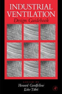 Cover image for Industrial Ventilation Design Guidebook