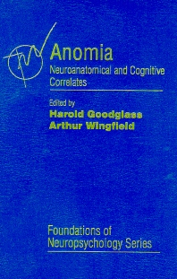 Anomia - 1st Edition - ISBN: 9780122896859, 9780080527277