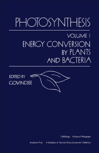 Photosynthesis V1 - 1st Edition - ISBN: 9780122943010, 9780323142380