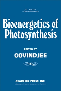 Energetics of Photosynthesis - 1st Edition - ISBN: 9780122943508, 9780323143042