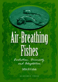 Cover image for Air-Breathing Fishes