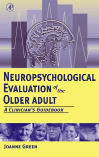 Cover image for Neuropsychological Evaluation of the Older Adult