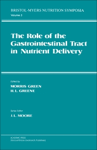 ROLE GASTROINTESTINAL TRACT NUTRIENT DEL - 1st Edition - ISBN: 9780122990205, 9780323140461