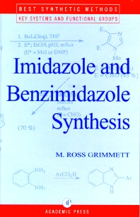 Cover image for Imidazole and Benzimidazole Synthesis