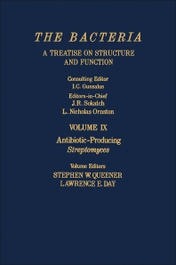 Antibiotic-Producing Stetomyces - 1st Edition - ISBN: 9780123072092, 9780323162937
