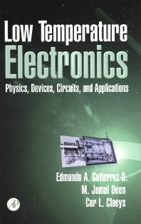 Low Temperature Electronics - 1st Edition - ISBN: 9780123106759, 9780080510507