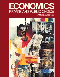 Cover image for Economics Private and Public Choice