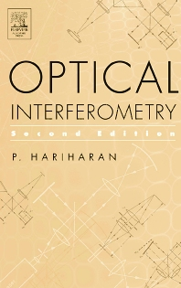 Optical Interferometry, 2e, 1st Edition,P. Hariharan,ISBN9780123116307