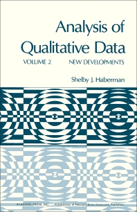 Analysis of Qualitative Data - 1st Edition - ISBN: 9780123125026, 9781483294353
