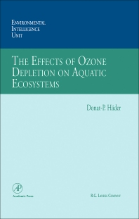 Cover image for The Effects of Ozone Depletion on Aquatic Ecosystems