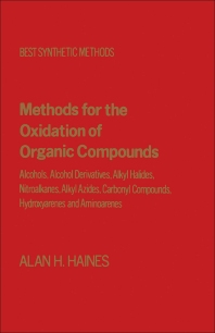 Methods for Oxidation of Organic Compounds V2 - 1st Edition - ISBN: 9780123155023, 9780323148443