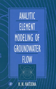 Cover image for Analytic Element Modeling of Groundwater Flow