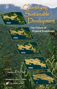Cover image for Quantifying Sustainable Development