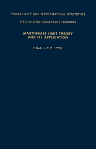 Martingale Limit Theory and Its Application - 1st Edition - ISBN: 9780123193506, 9781483263229