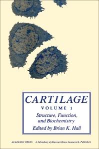 Cartilage V1 - 1st Edition - ISBN: 9780123195012, 9780323139588