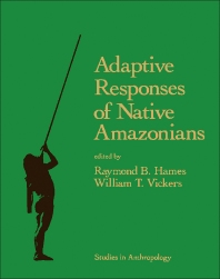 Cover image for Adaptive Responses of Native Amazonians