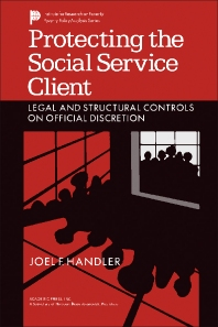 Protecting the Social Service Client - 1st Edition - ISBN: 9780123228482, 9781483260266
