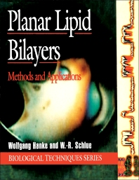 Cover image for Planar Lipid Bilayers