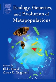 Cover image for Ecology, Genetics and Evolution of Metapopulations